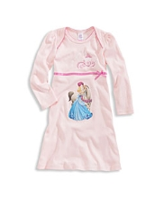 Afbeelding WALT DISNEY GIRLS Nachthemd roze