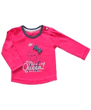 Afbeelding Born To Be Famous LS Shirt Bubblegum BGW42