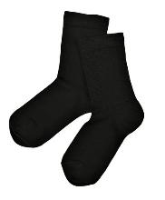 Afbeelding Melton wollen sokken