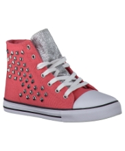 Afbeelding Roze Supertrash Sneakers GS14M139