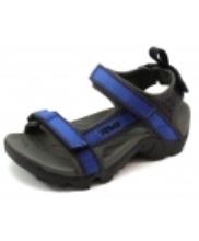 Afbeelding Teva sandalen Tanza Blauw TEV04