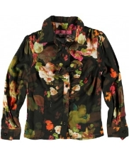 Afbeelding MM2103 Muy Malo Blouse in angelprint