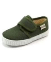 Afbeelding Fitz Kitz online klittenband schoenen 58000 Olive FIT21