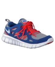 Afbeelding Grijze Nike Sneakers NIKE FREE RUN 2