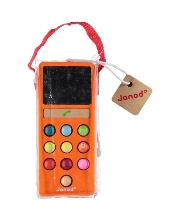 Afbeelding Janod houten mobiel/phone