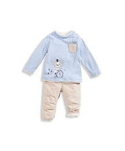 Afbeelding BABY CLUB Baby-outfit lichtblauw