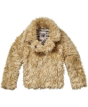 Afbeelding Vingino fake-fur winterjas