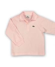 Afbeelding Poloshirt lange mouw