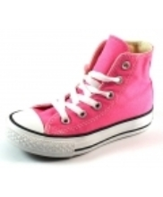 Afbeelding Converse All Stars High kinder sneakers Roze ALL12
