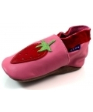 Afbeelding Inch Blue babyslofjes online Strawberry Roze INC21