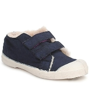 Afbeelding sneakers Bensimon TENNIS SCRATCH FOURRES