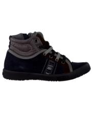 Afbeelding Blauwe Bikkembergs Sneakers CAMPUS