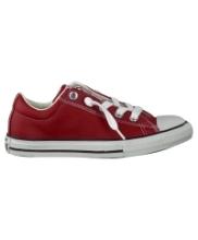 Afbeelding Rode Converse Sneakers AS STREET OX SLIP KIDS
