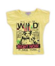 Afbeelding Glamorous Kids Shirt korte mouw