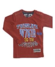 Afbeelding Twinlife Shirt lange mouw